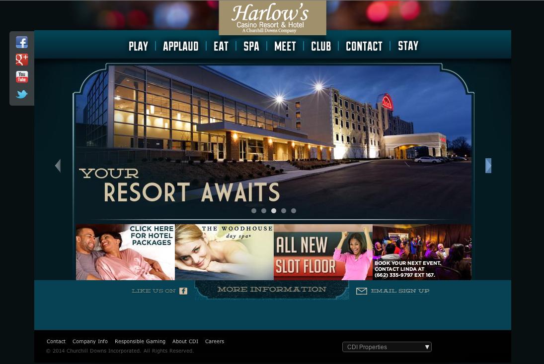 Harlow's web